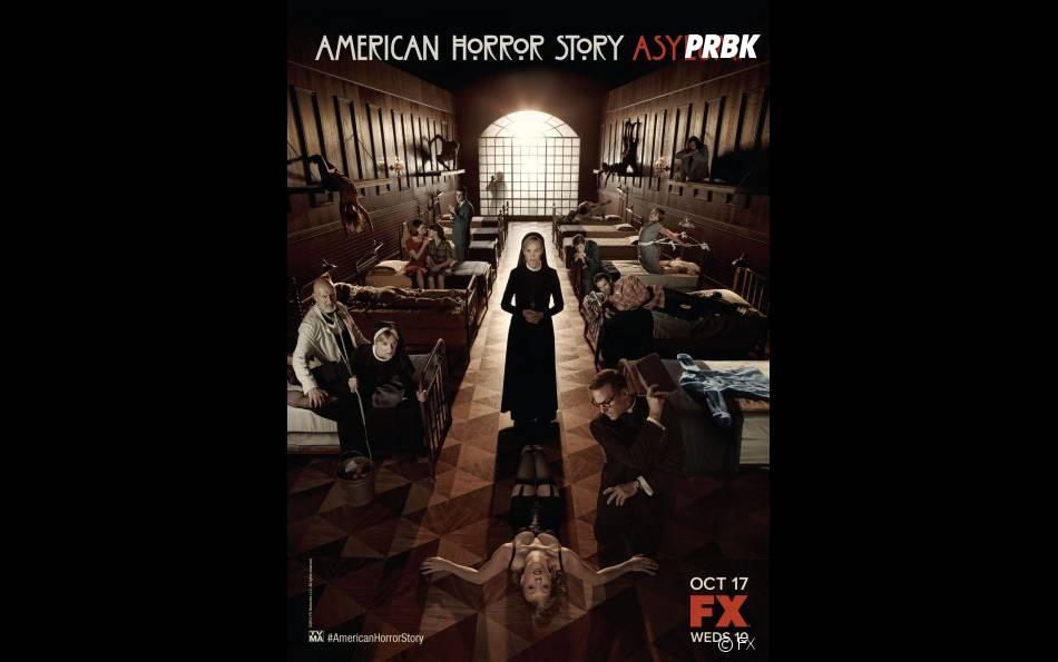 American Horror Story : une saison 2 dans un asile