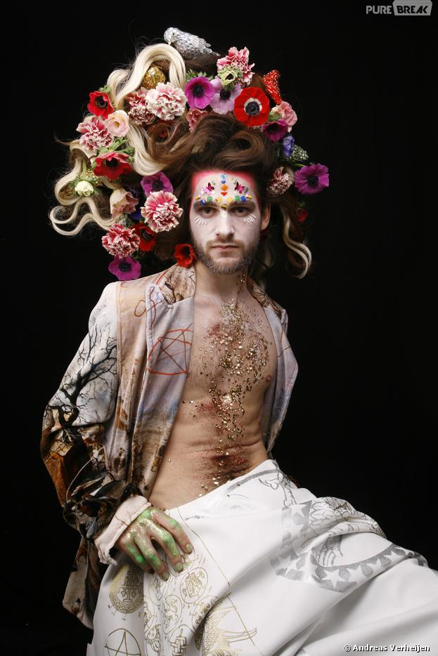 Andreas Verheijen réinvente l'art floral