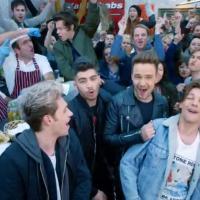 One Direction : Midnight memories, le clip avec Harry Styles en vendeur de kebab