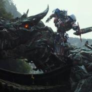 Transformers 4 : un dragon et du WTF dans un premier teaser
