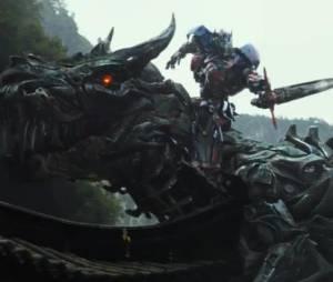 Transformers 4 : la bande-annonce