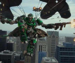 Transformers 4 : des scènes 100% WTF