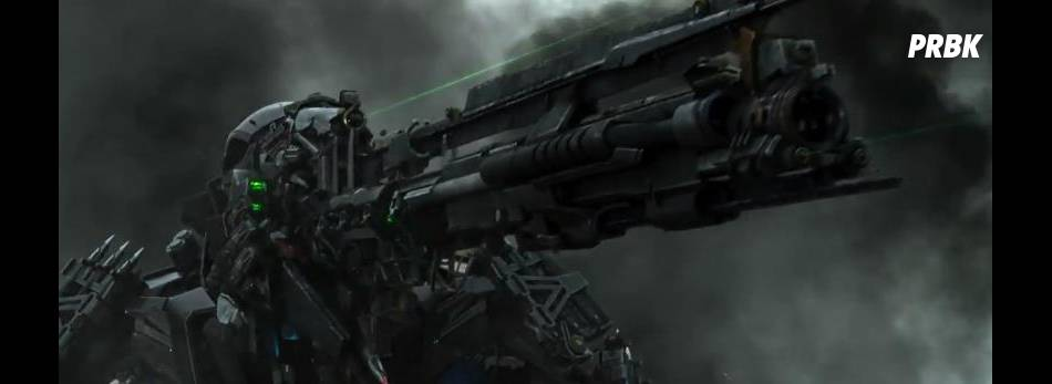 Transformers 4 : d'étranges robots vont se dévoiler