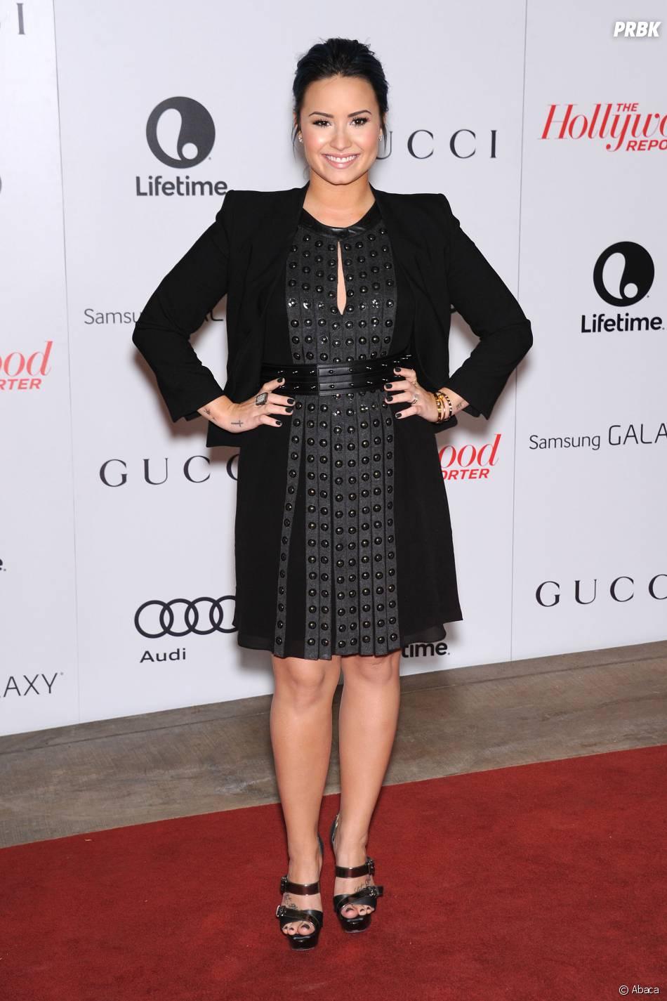 Demi Lovato : son message sur l'addiction sur Twitter
