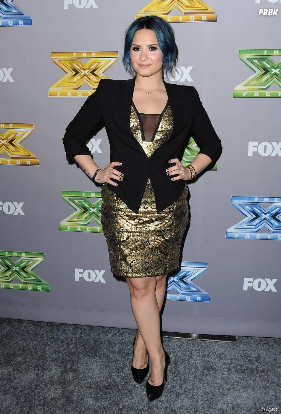 Demi Lovato passe un message sur Twitter