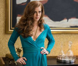 American Bluff : Amy Adams sur une photo