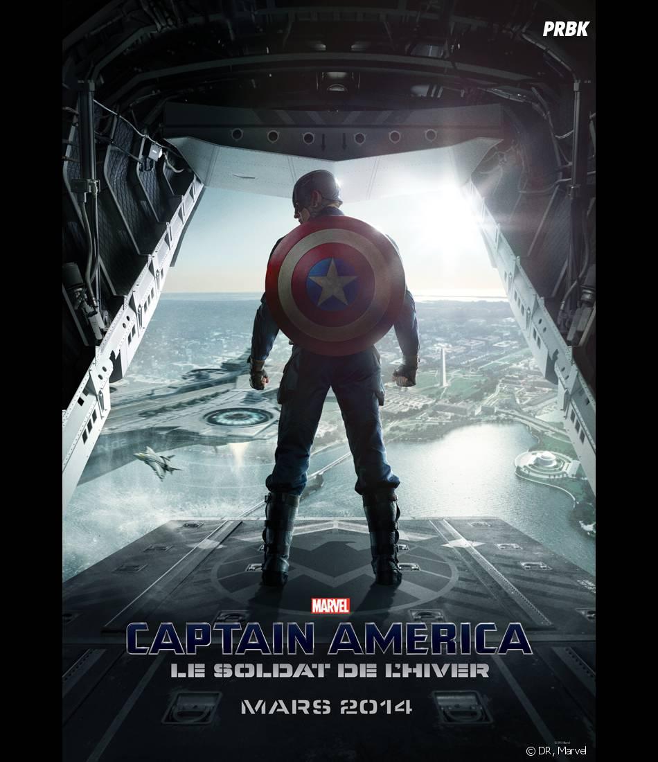 Captain America 2 - Le soldat de l'hiver : sortie en salles le 26 mars 2014