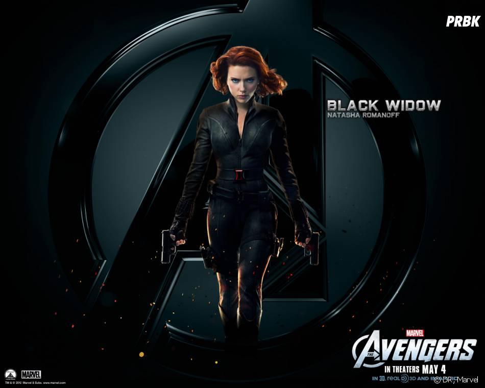 Black Widow dans Agents of SHIELD ?