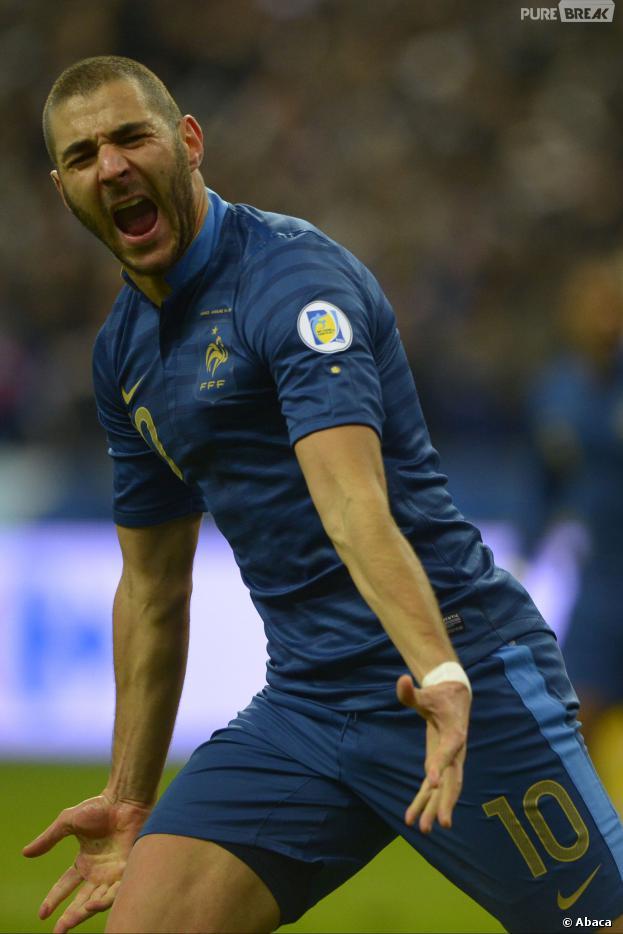 Karim Benzema : le footballeur devenu papa d'une petite Mélia dans la nuit du 2 au 3 février 2014