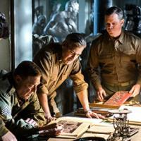 Monuments Men : Jean Dujardin joue les soldats aux côtés de Mr Clooney !