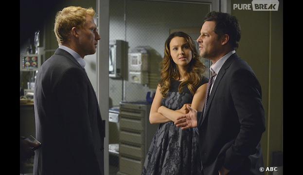 Grey's Anatomy saison 10 : Alex en colère dans l'épisode 13
