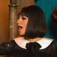 Glee saison 5, épisode 9 : Lea Michele en mode Funny Girl sur les photos