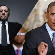 House of Cards saison 2 : Barack Obama demande à ne pas être spoilé