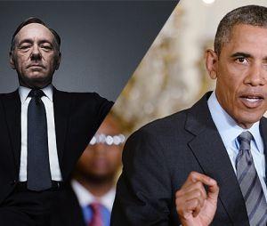 House of Cards : Barack Obama ne veut pas se faire spoiler la saison 2