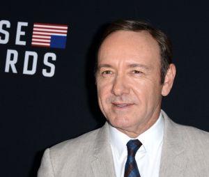 House of Cards saison 2 : Kevin Spacey très classe à l'avant-première le 13 février 2014 à Los Angeles