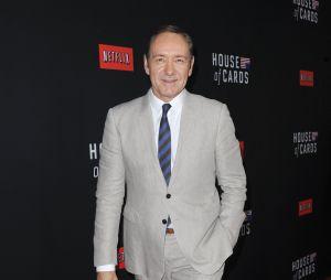 House of Cards saison 2 : Kevin Spacey à l'avant-première le 13 février 2014 à Los Angeles
