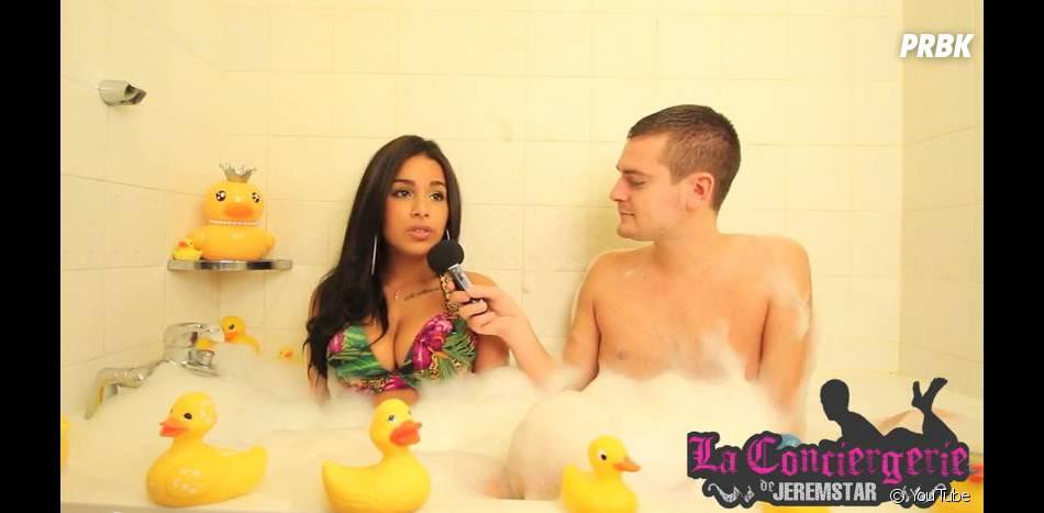 Les Princes de l'amour : Emilia confirme la bagarre avec Jessica... pour une serviette de bain
