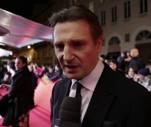 Non Stop : Liam Neeson et Julianne Moore à l'avant-première parisienne