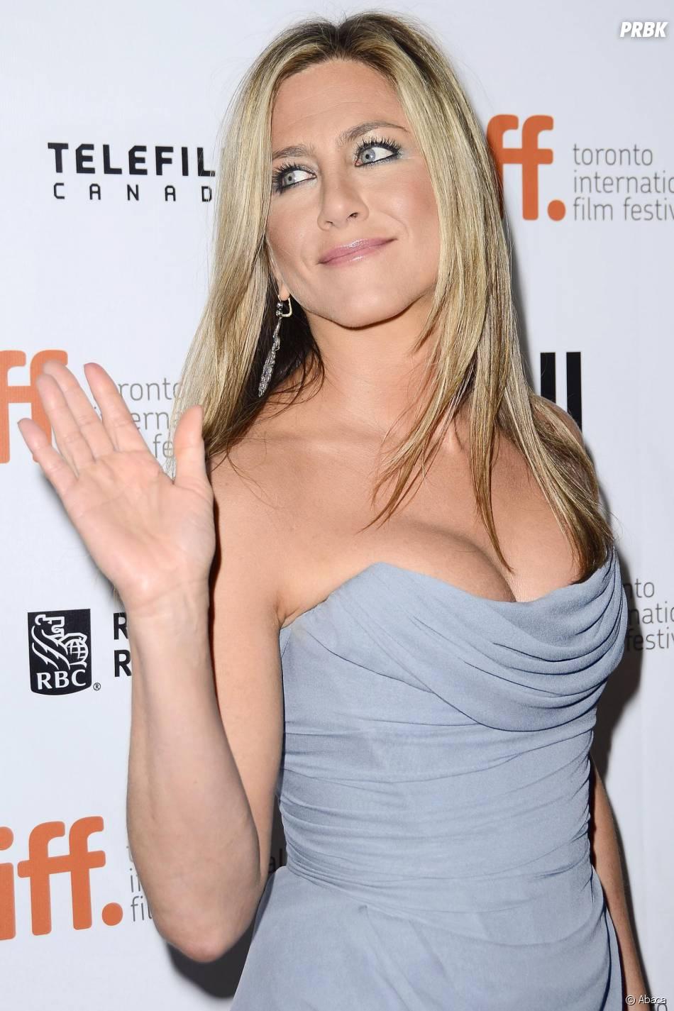 Jennifer Aniston numéro 4 dans le top des actrices les mieux payés en 2013