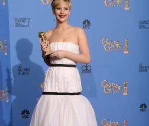 Jennifer Lawrence numéro 2 dans le top des actrices les mieux payés en 2013