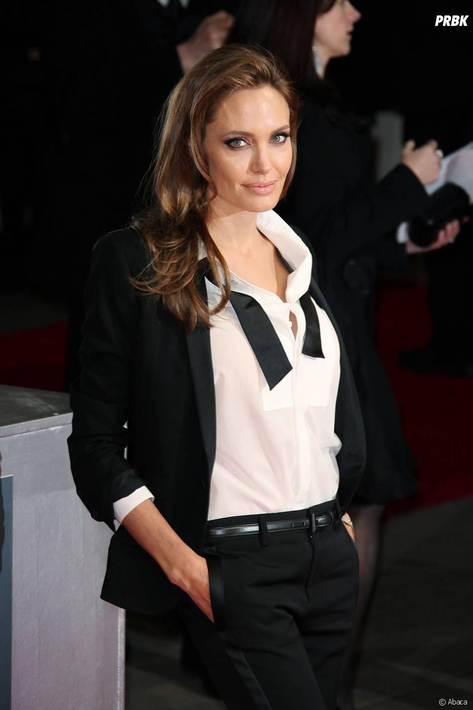 Angelina Jolie numéro 1 dans le top des actrices les mieux payés en 2013