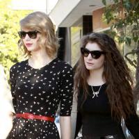 Taylor Swift et Lorde : séance shopping pour les deux nouvelles amies