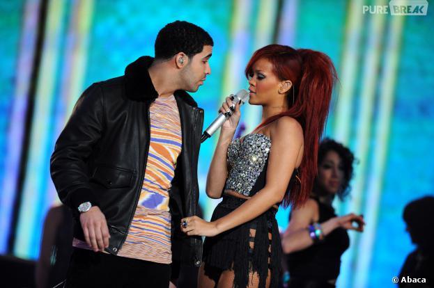 Drake et Rihanna : leur relation amoureuse a fait enrager Chris Brown