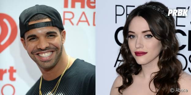 Drake et Kat Dennings : tête à tête amoureux dans un restaurant de sushis