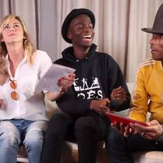 Pharrell Williams chez Enora Malagré : le chanteur bluffé par... Patrick Juvet