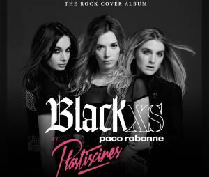 Plastiscines : les filles ont rejoint l'écurie Paco Rabanne en sortant un EP de cover 100% rock