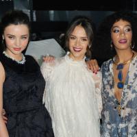 Miranda Kerr, Jessica Alba, Troian Bellisario... H&M attire les stars à Paris