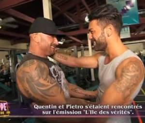 Giuseppe Ristorante : Quentin Elias apparu dans le programme avant sa mort