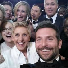 Bradley Cooper, Benedict Cumberbatch... : selfie et photobomb aux Oscars
