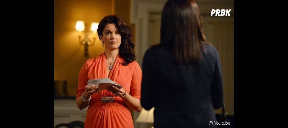 Scandal saison 3, épisode 12 : Bellamy Young sur une photo