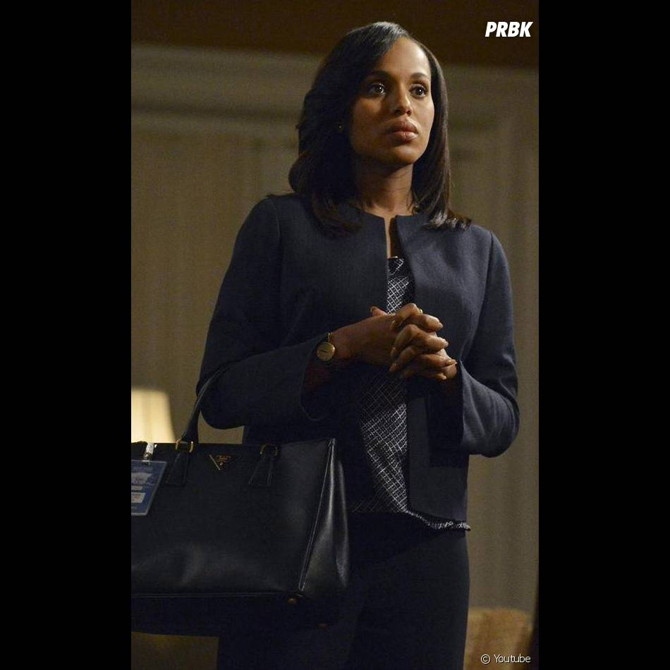 Scandal saison 3, épisode 12 : Kerry Washington sur une photo