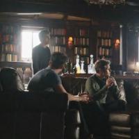 The Vampire Diaries saison 5, épisode 15 : réunion de crise chez les Salvatore
