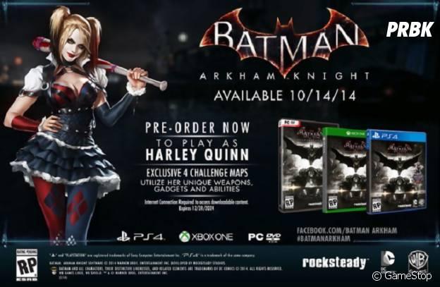 Batman Arkham Knight : la date de sortie fuite