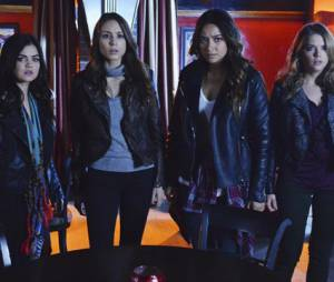 Pretty Little Liars saison 4, épisode 24 : Aria, Spencer, Emily et Hanna face à Alison