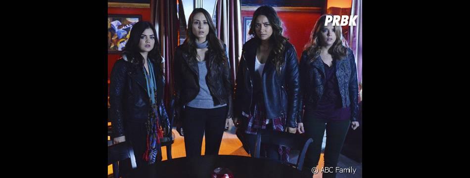 Pretty Little Liars saison 4, épisode 24 : Aria, Spencer, Emily et Hanna face à Alison