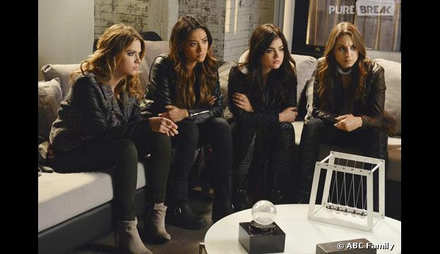 Pretty Little Liars saison 4, épisode 24 : photos du final