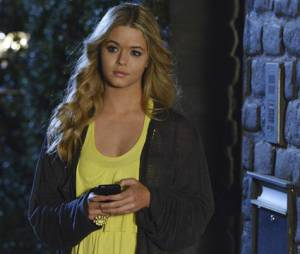 Pretty Little Liars saison 4, épisode 24 : Sasha Pieterse