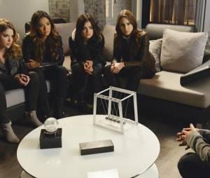 Pretty Little Liars saison 4, épisode 24 : les menteuses face à Ali