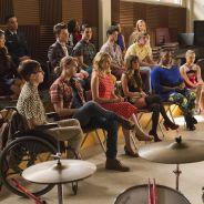 Glee saison 5 : retrouvailles et hommage à Finn sur les photos de l'épisode 100