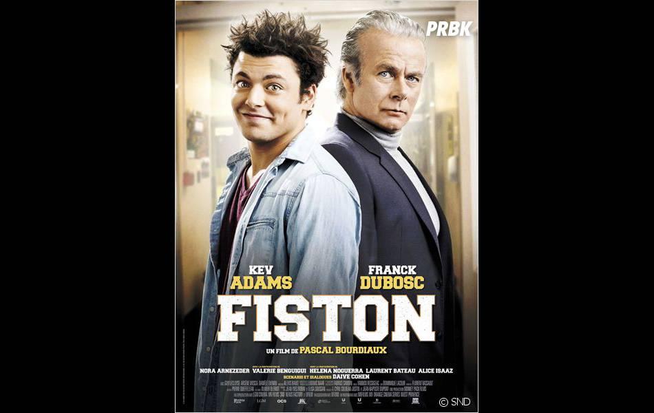 Fiston : Kev Adams et Franck Dubosc au cinéma le 12 mars 2014