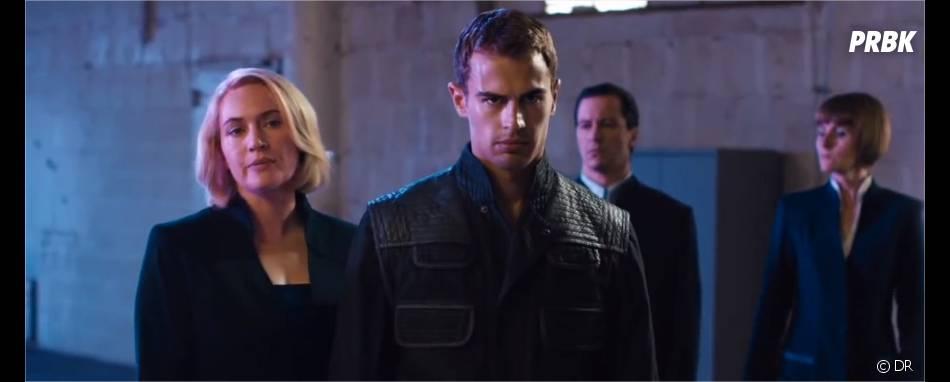 Divergente : Kate Winslet et Theo James dans un extrait
