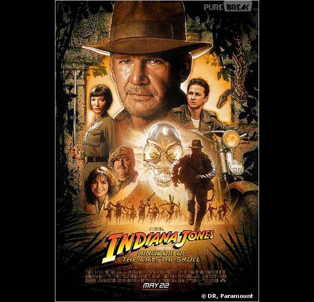 Indiana Jones 4 pourrait avoir une suite