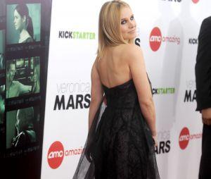 Veronica Mars : Kristen Bell à l'avant-première du film à New York le 10 mars 2014