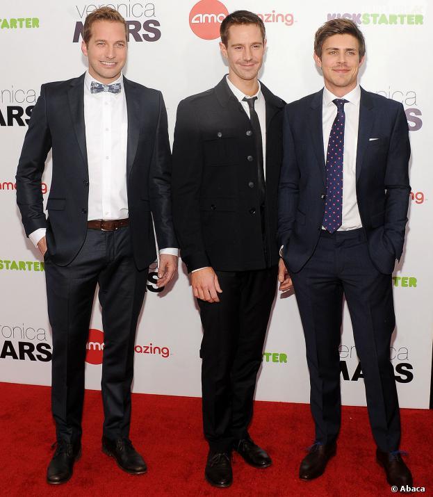 Veronica Mars : trio de charme à l'avant-première du film à New York le 10 mars 2014