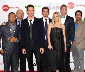 Veronica Mars : le casting à l'avant-première du film à New York le 10 mars 2014