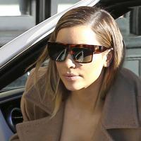 Kim Kardashian : accident de voiture 2 mois avant son mariage avec Kanye West